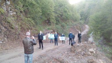 Photo of Aktivisti blokirali radove na izgradnji male hidroelektrane na rijeci Bjelavi kod Foče