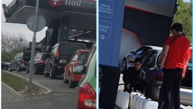 Photo of Nove cijene na pumpama širom BiH: Gorivo skuplje i do 20 feninga