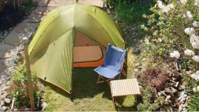 Photo of Izolacija čini svoje: Razapeo šator jer više ne može biti u kući sa ženom