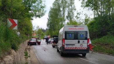 Photo of Sudar Mercedesa i Passata kod Pala: Povrijeđene dvije osobe