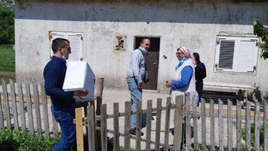 Photo of Asocijacija mladih SDA: Podijeljeni bajramski paketi povratnicama u RS koje žive same