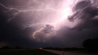 Photo of Žuti meteoalarm aktiviran za područje cijele BiH, nakon sunčanih dana stižu kiša i grmljavina