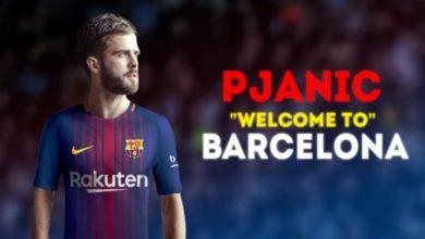 Photo of Zvanično: Miralem Pjanić novi fudbaler Barcelone!