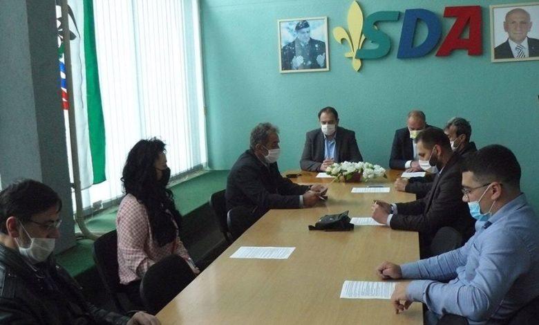 Photo of SDA Goražde:Osvrt na vanrednu sjednicu Gradskog vijeća