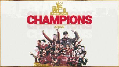 Photo of Liverpool nakon 30 godina konačno postao prvak Engleske!