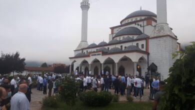 Photo of Bajram-namaz klanjan u džamijama širom goraždanskog muftijstva