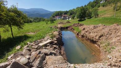Photo of Goražde: Česti kvarovi na vodovodu izazvali klizišta