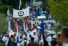 """Photo of Sve spremno za """"Marš mira"""", još uvijek nepoznat broj učesnika"""