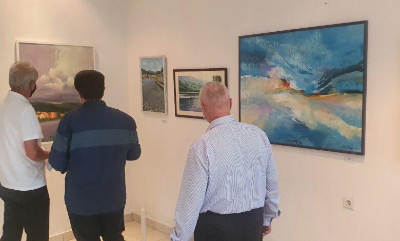 """Photo of U Goraždu izložba radova likovne kolonije """"Boje prijateljstva 2019"""""""