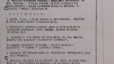 Photo of Kako je general VRS-a Dragiša Masal za zlodjela nagrađen bistom u Višegradu