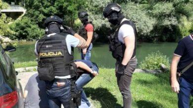 Photo of Mevludin Melunović i Elvir Duranović koji su bez dozvole prodavali lijekove, gdje su uhvaćeni u Novom Goraždu priznali krivicu