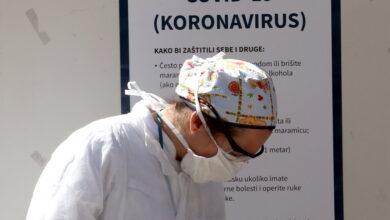 Photo of U Kantonu Sarajevo 17 novozaraženih koronavirusom, testirana 201 osoba