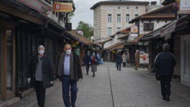 Photo of Rekord u BiH: 1.555 novozaraženih koronavirusom, 21 osoba umrla