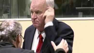 Photo of Zakazana statusna konferencija u predmetu protiv Ratka Mladića