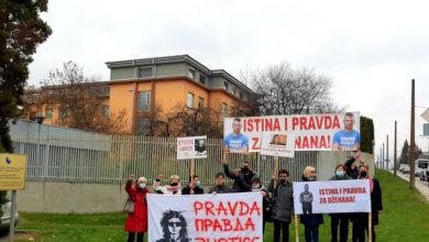 """Photo of Udruženja """"Dženan Memić"""" i """"Put pravde"""" traže ostavku Tegeltije i članova VSTV-a"""
