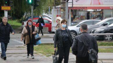 Photo of U Kantonu Sarajevo 248 novooboljelih, na respiratore priključeno 10 bolesnika