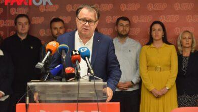 """Photo of Nisu htjeli biti dio """"bošnjačke reprezentacije"""": SDP tvrdi da su podržali Tabakovića, činjenice ih demantuju"""