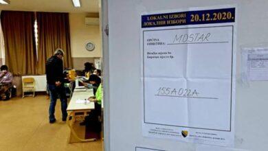 Photo of Novi rezultati CIK-a potvrdili brutalne krađe u Mostaru, promjene unutar lista