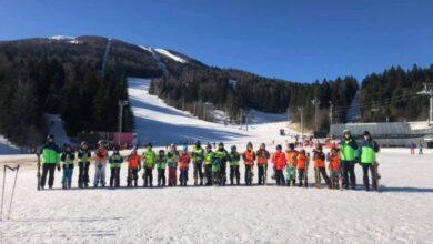 Photo of Udruženje pedagoga sporta Goražde realizuje Školu skijanja na Igmanu