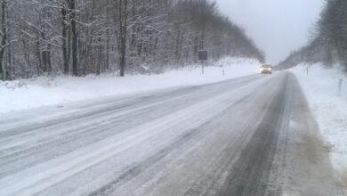 Photo of Vozači, oprez: U višim planinskim predjelima saobraća se otežano
