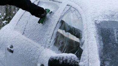 Photo of Napravite sami sprej za otapanje leda na automobilu: Potrebna su vam samo dva sastojka