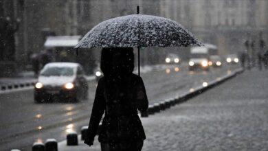 Photo of Oblačan i hladan vikend, temperature u nedjelju i do -11 stepeni