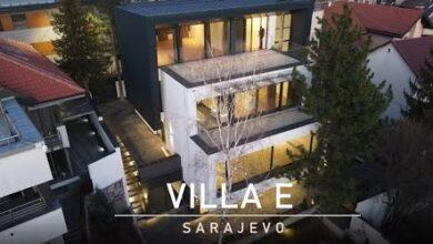 Photo of Pogledajte kako izgleda luksuzna vila Edina Džeke u Sarajevu