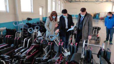 Photo of Donacija iz Njemačke:Medicinska pomagala i kolica za osobe starije životne dobi