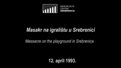 Photo of MC Srebrenica predstavlja film o masakru 12. aprila 1993.