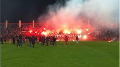 Photo of Rođeni sa navijačima proslavili plasman u Evropu