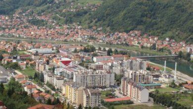 Photo of Video snimci Goražda iz zraka: Čarobni prizori grada koji grli Drinu s obje njene strane
