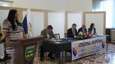 Photo of Izabran novi gradski savjet SBiH Goražde