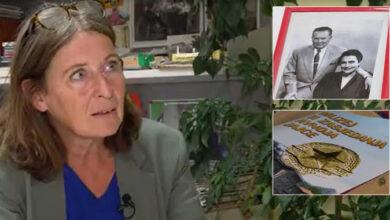 Photo of Nova gradonačelnica Graza u kabinetu ima sliku Tita i Jovanke, te brošuru muzeja u Jajcu